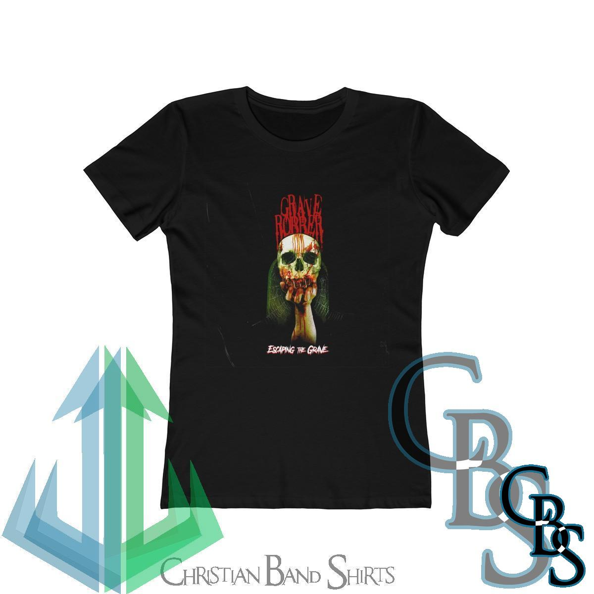 Grave Robber – Escaping the Grave Women's Tshirt