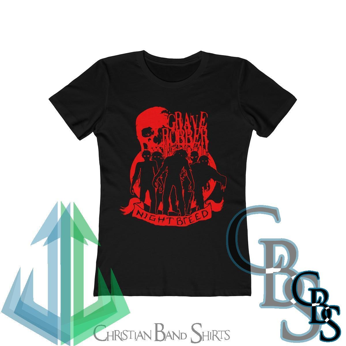 Grave Robber – Night Breed (Red) Women's Tshirt
