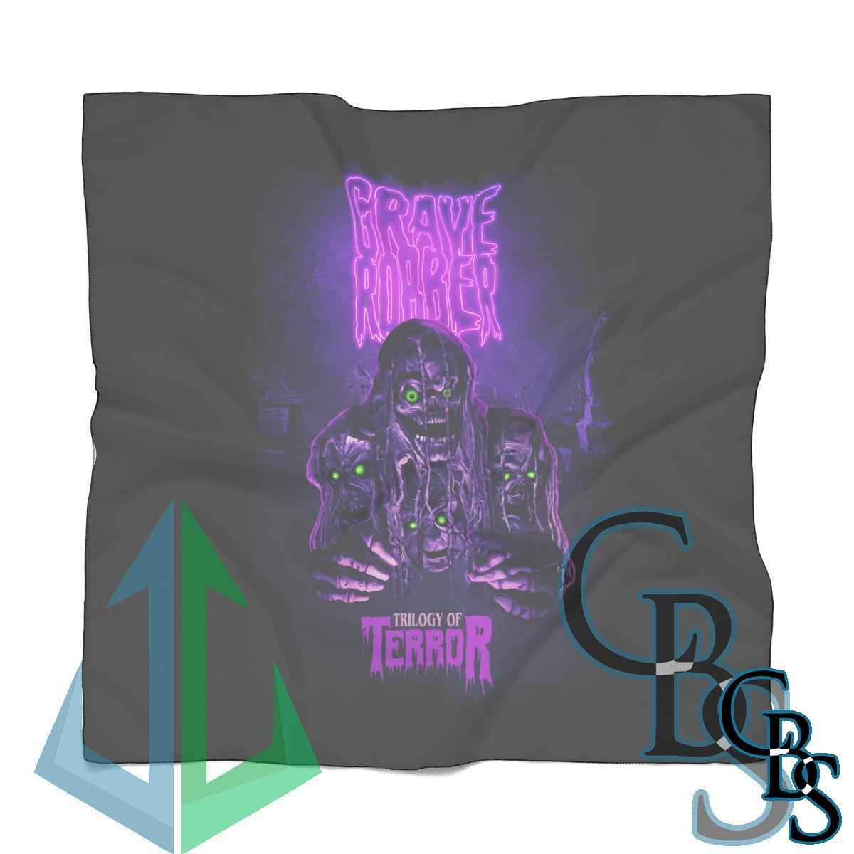 Grave Robber – Trilogy of Terror Poly Scarf