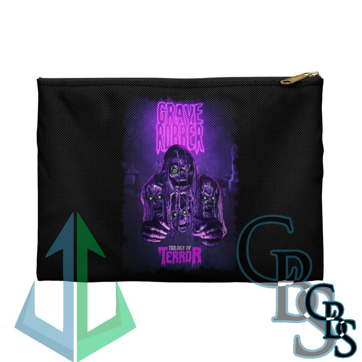 Grave Robber – Trilogy of Terror Accessory Pouch