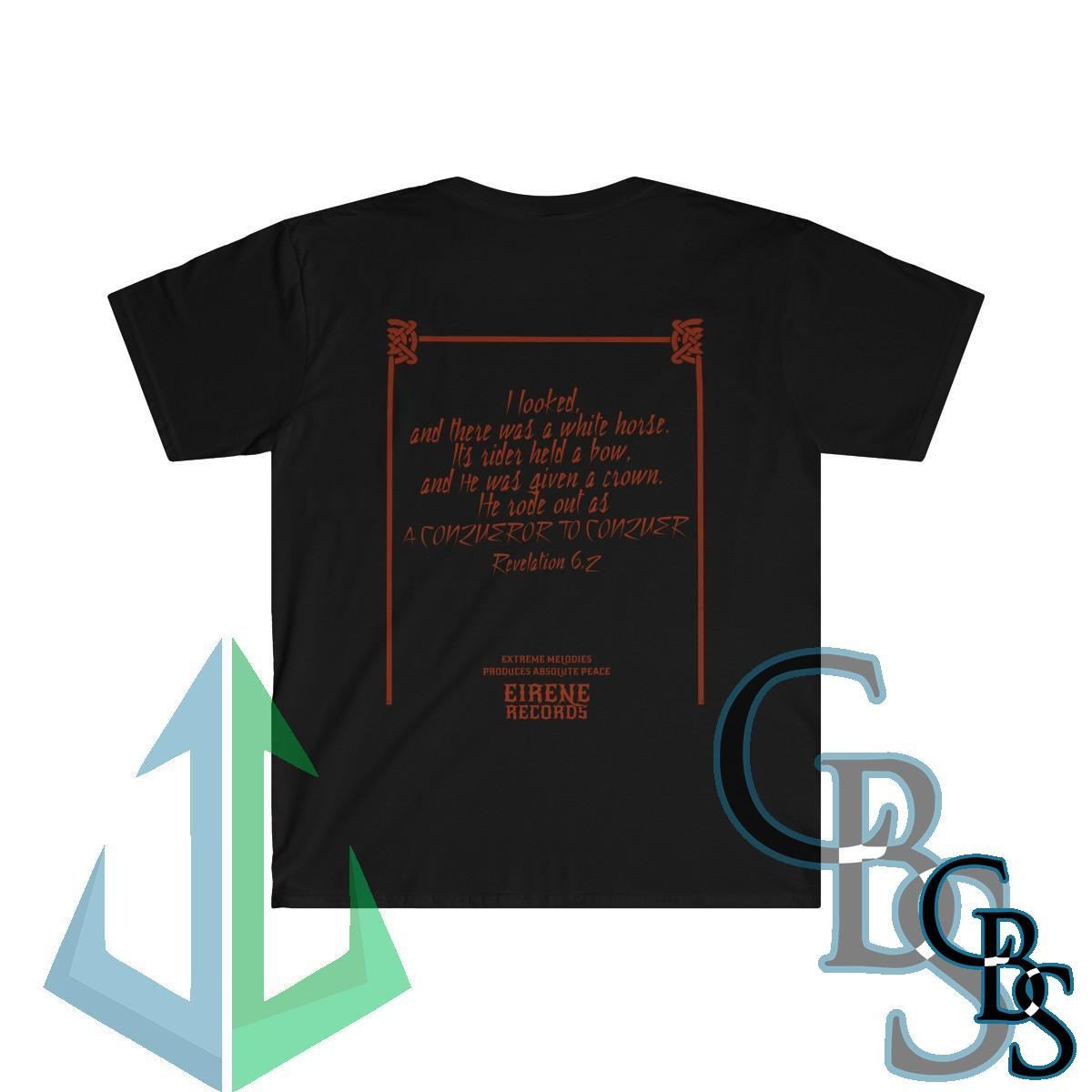Eirene Records – Reborn to Conquer Short Sleeve Tshirt