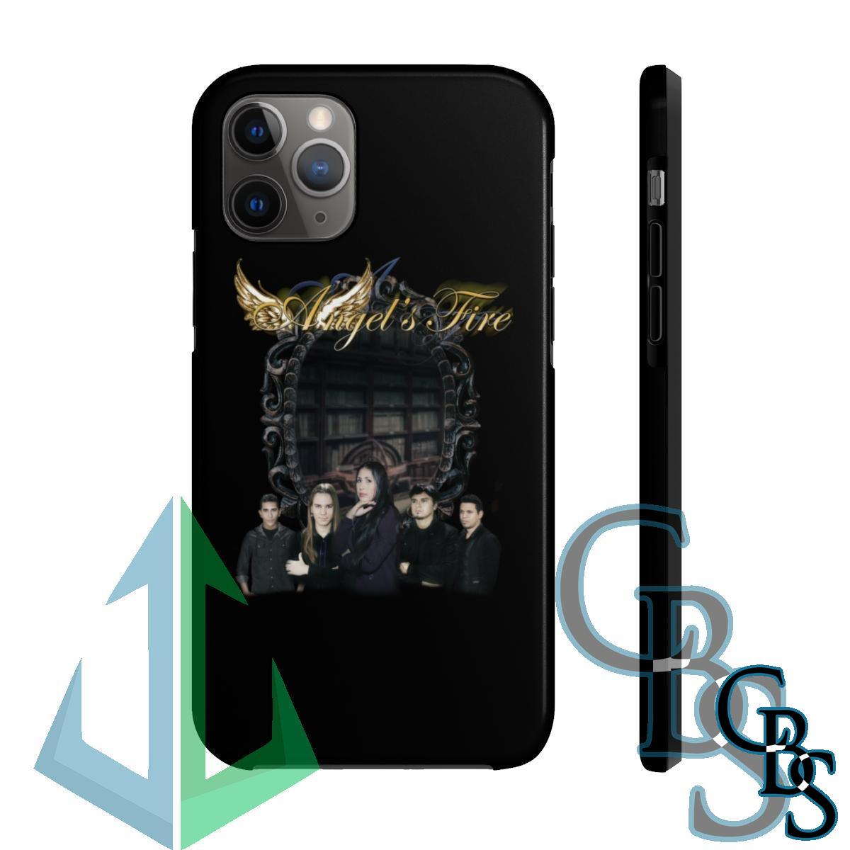 Angel's Fire Tough iPhone Cases