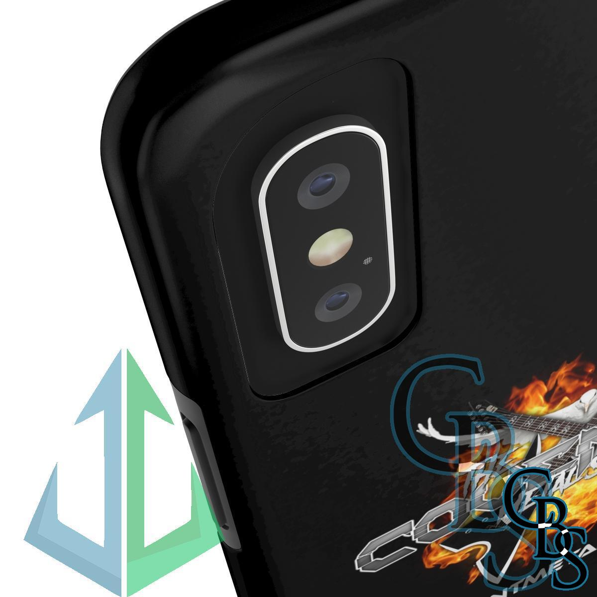 The Covenant Metal Show Tough iPhone Cases