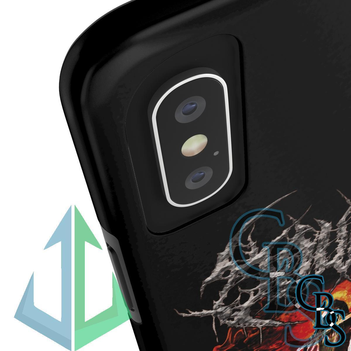 Doulos – Injurias Tough iPhone Cases