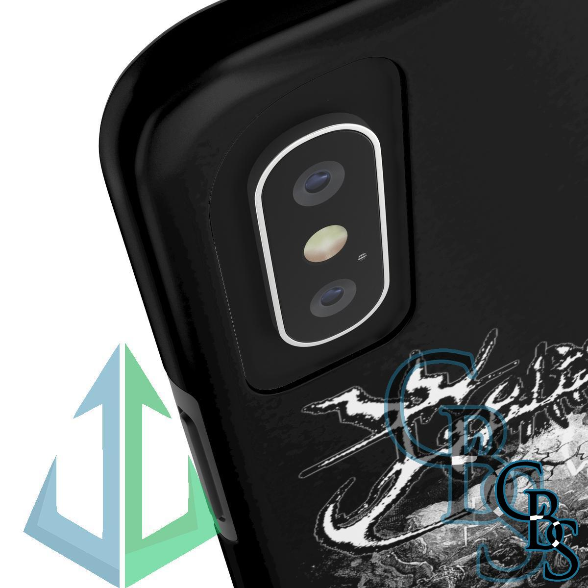 Golgota – Heaven's Charge Tough iPhone Cases