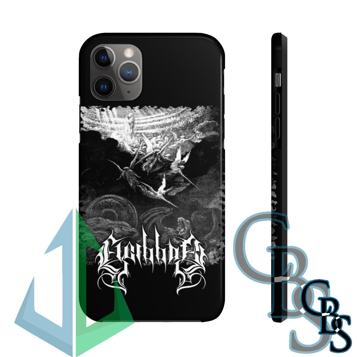Elgibbor Angels Fall Tough iPhone Cases (iPhone 7/7 Plus, iPhone 8/8 Plus, iPhone X, XS, XR, iPhone 11, 11 Pro, 11 Pro Max)