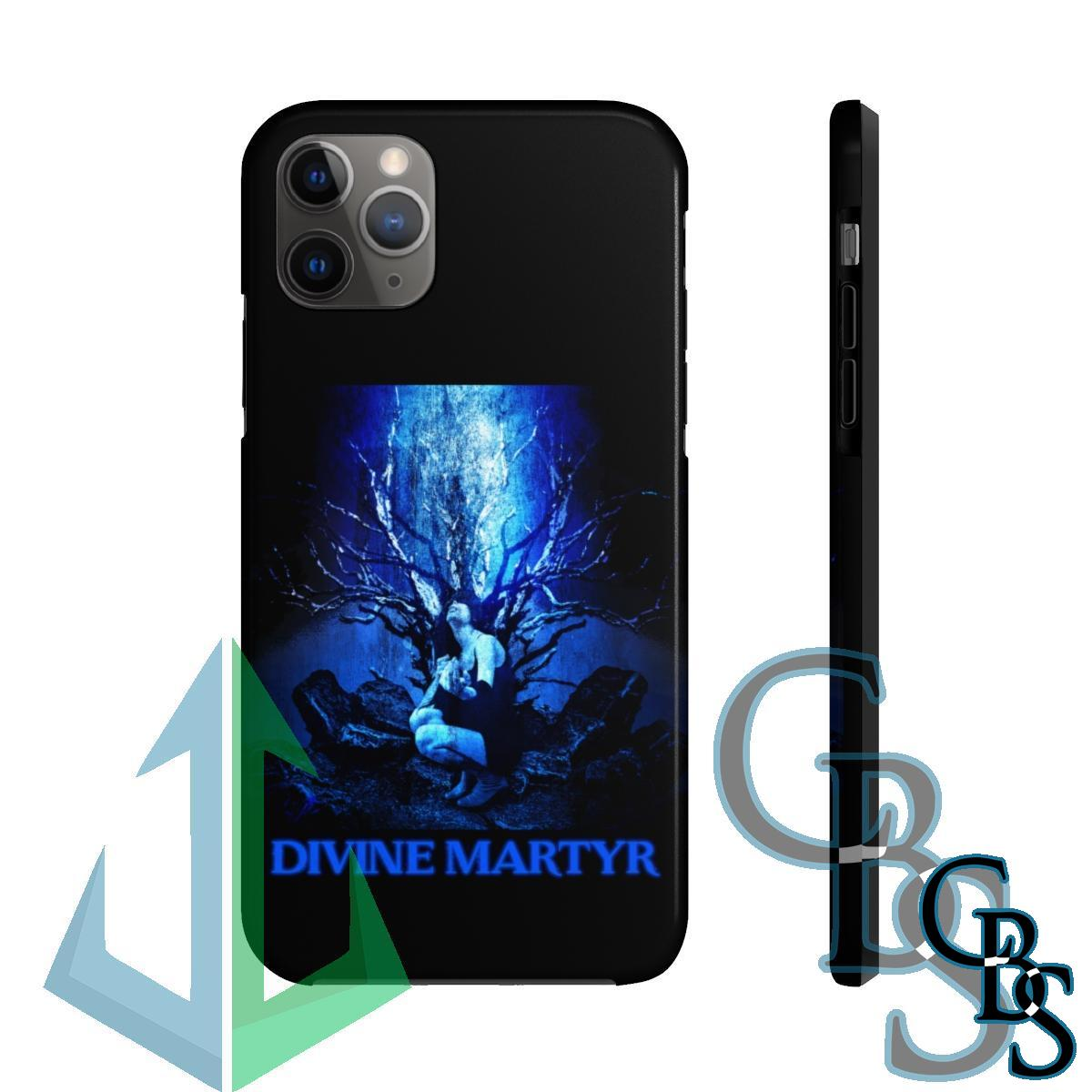 Divine Martyr – More Than What You Are (Version 2) Tough iPhone Cases (iPhone 7/7 Plus, iPhone 8/8 Plus, iPhone X, XS, XR, iPhone 11, 11 Pro, 11 Pro Max)