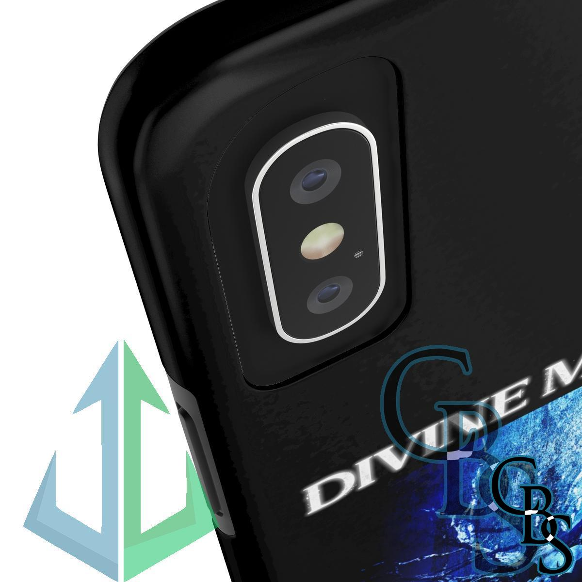 Divine Martyr – More Than What You Are (Version 1) Tough iPhone Cases (iPhone 7/7 Plus, iPhone 8/8 Plus, iPhone X, XS, XR, iPhone 11, 11 Pro, 11 Pro Max)