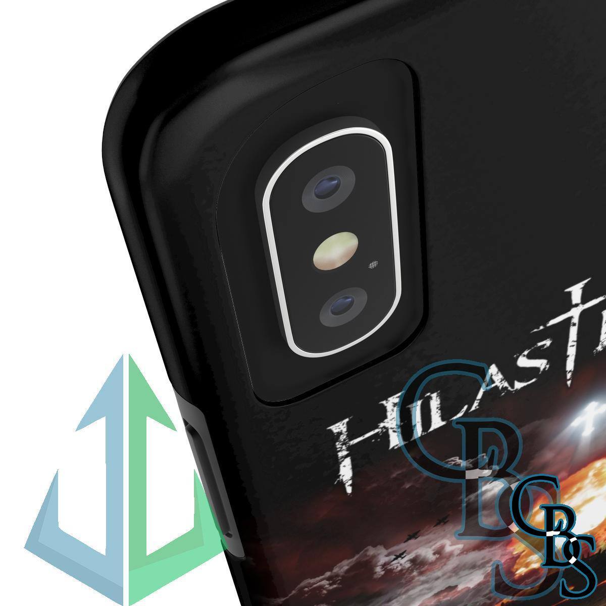 Hilastherion – Signs of the End Tough iPhone Cases (iPhone 7/7 Plus, iPhone 8/8 Plus, iPhone X, XS, XR, iPhone 11, 11 Pro, 11 Pro Max)