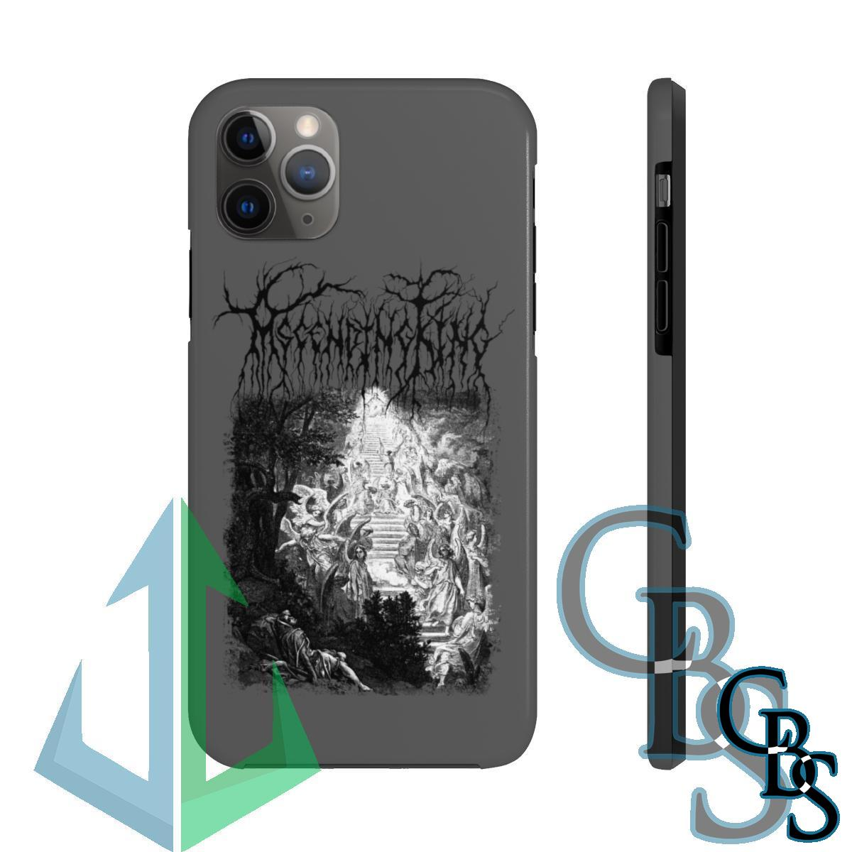 Ascending King – Jacob (Grey) iPhone Cases (iPhone 7/7 Plus, iPhone 8/8 Plus, iPhone X, XS, XR, iPhone 11, 11 Pro, 11 Pro Max)
