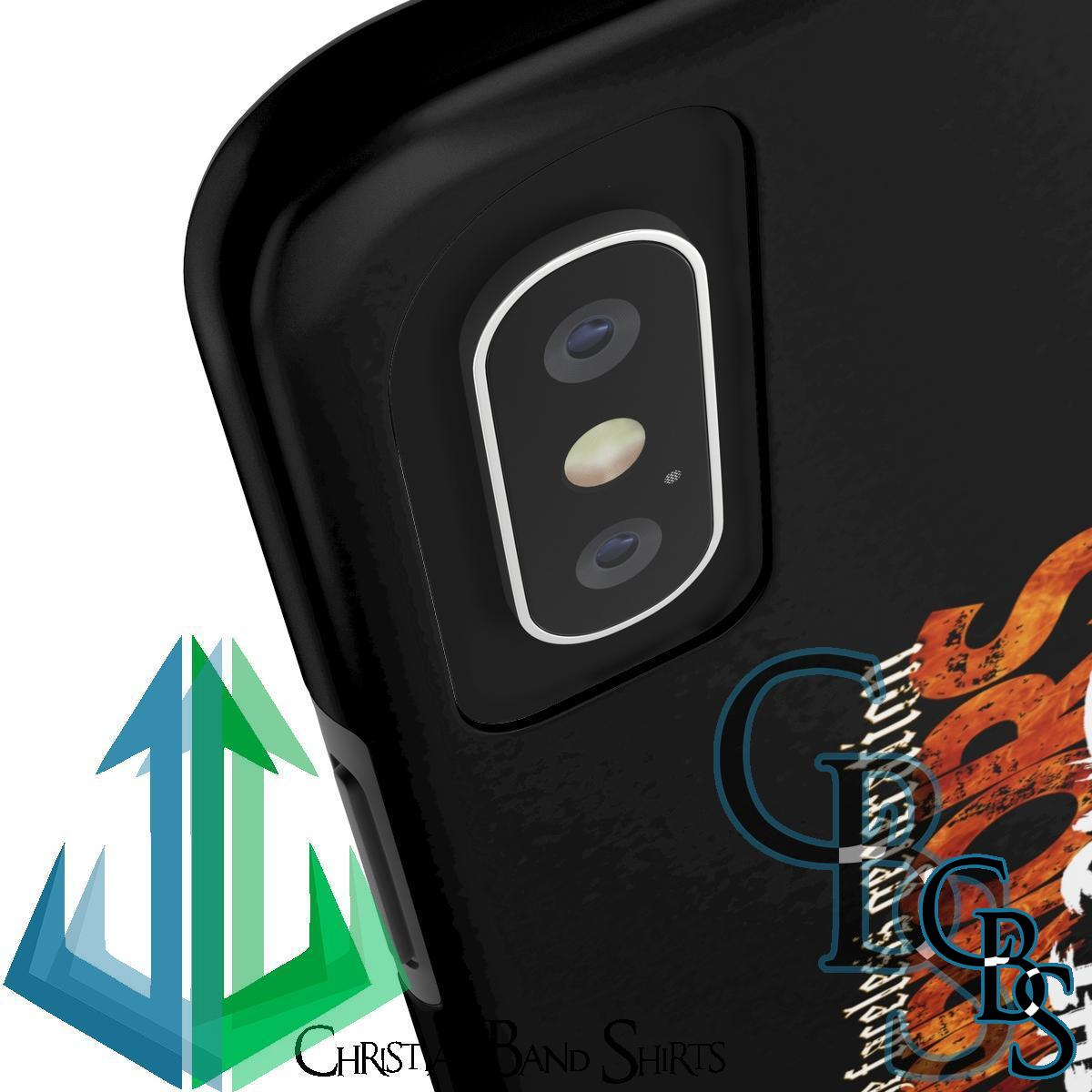 Warrior's Night Out Logo Tough iPhone Cases (iPhone 7/7 Plus, iPhone 8/8 Plus, iPhone X, XS, XR, iPhone 11, 11 Pro, 11 Pro Max)