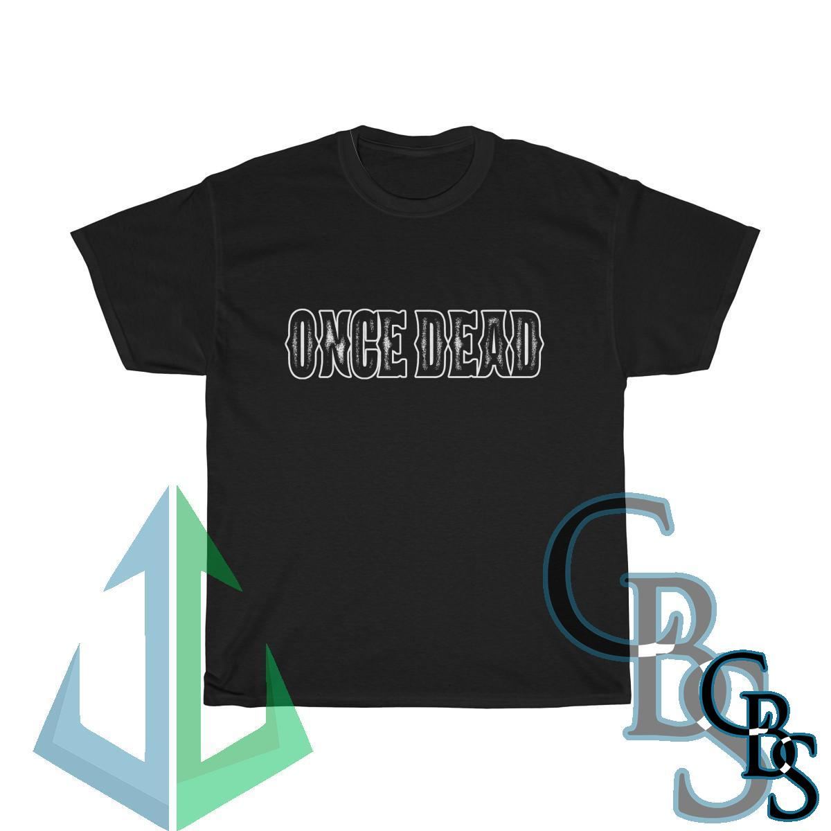 Once Dead Our Land Short Sleeve Tshirt