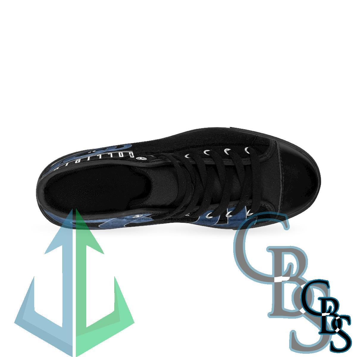 Collision of Innocence COI Men's High-top Sneakers