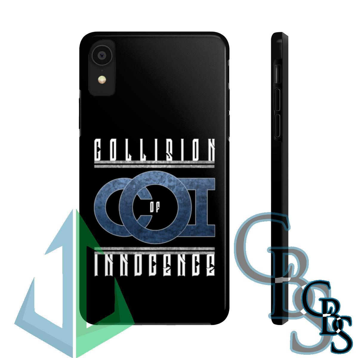 Collision of Innocence COI Tough iPhone Cases