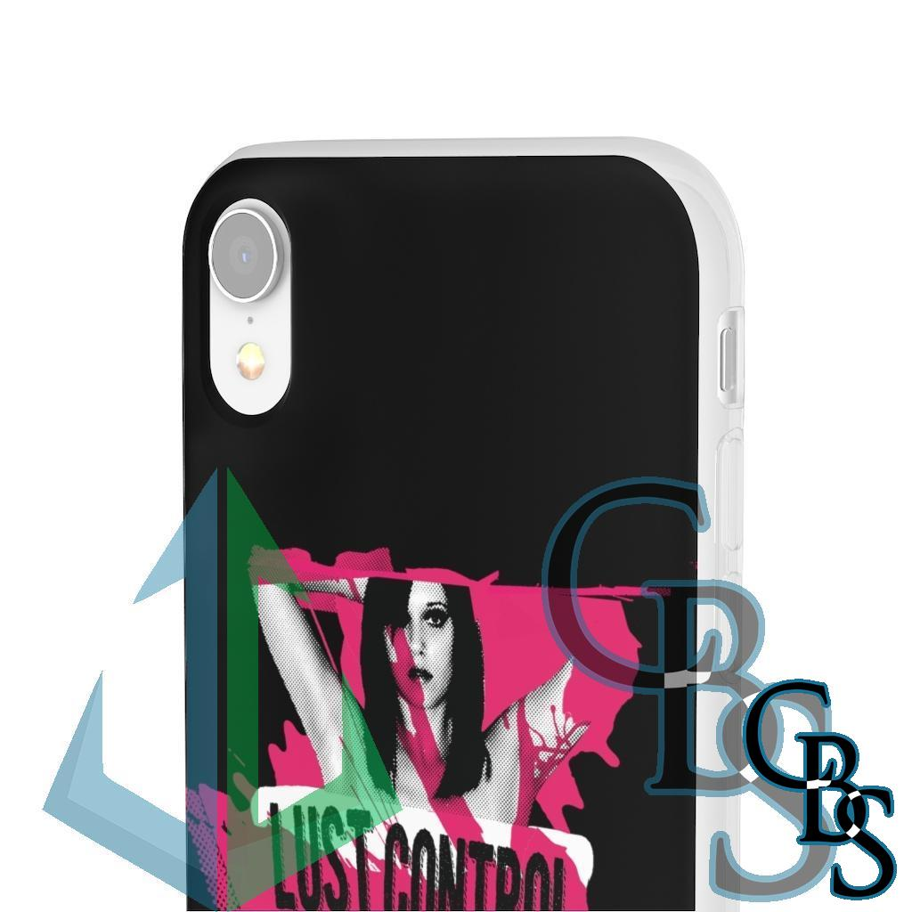 Lust Control – Tiny Little Dots Clear Edge TPU Phone Cases