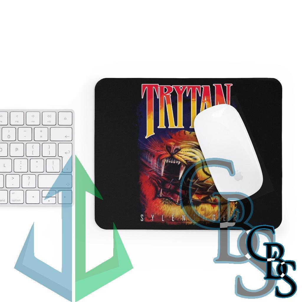 Trytan – Sylentiger Mouse Pad