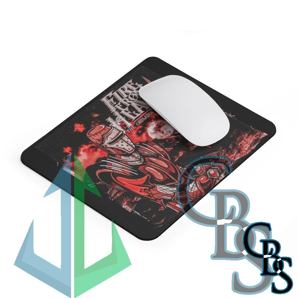 Fire From Heaven – The Crusade Against Hell Mouse Pad