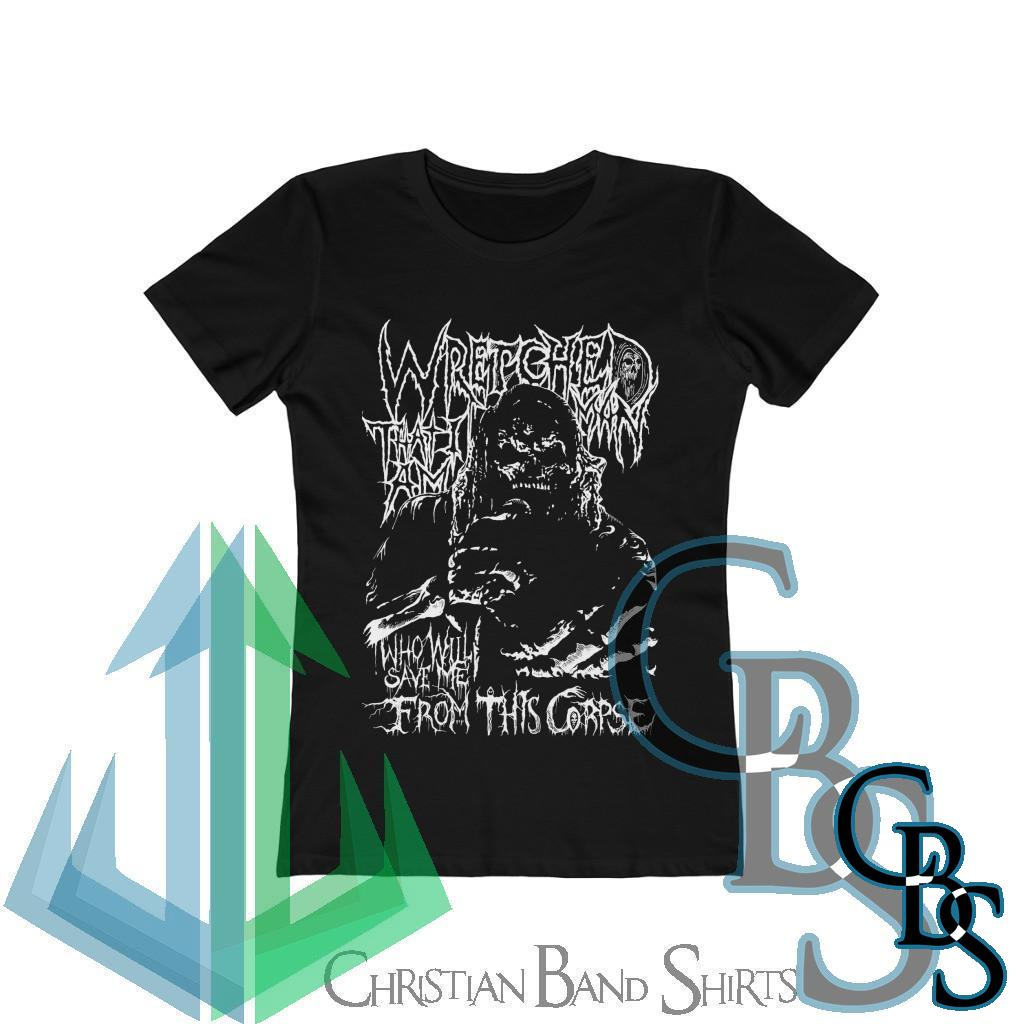 Wretched Graverobber Who Will Save Me Women's Tshirt