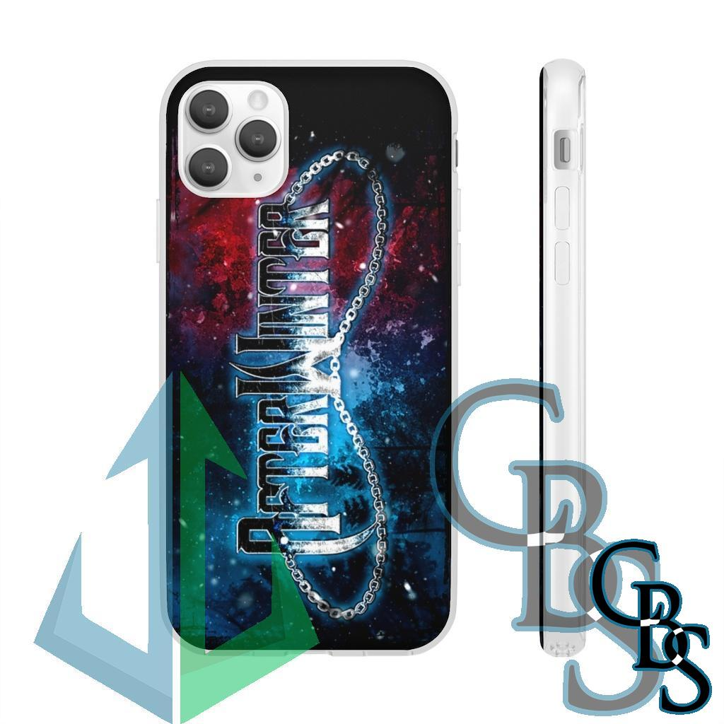 AfterWinter Nebula Clear Edge TPU Case for Samsung S10 and iPhone 7 thru Iphone 11 Pro Max
