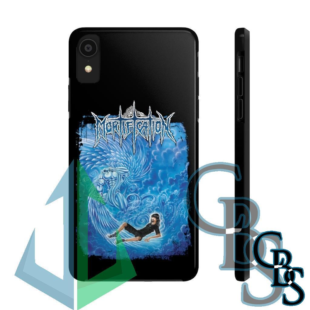 Mortification Triumph of Mercy Tough iPhone Cases (iPhone 7/7 Plus, iPhone 8/8 Plus, iPhone X, XS, XR, iPhone 11, 11 Pro, 11 Pro Max)