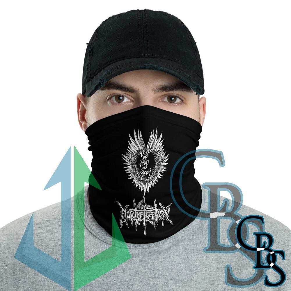 Mortification Pain and Glory Neck Gaiter Mask