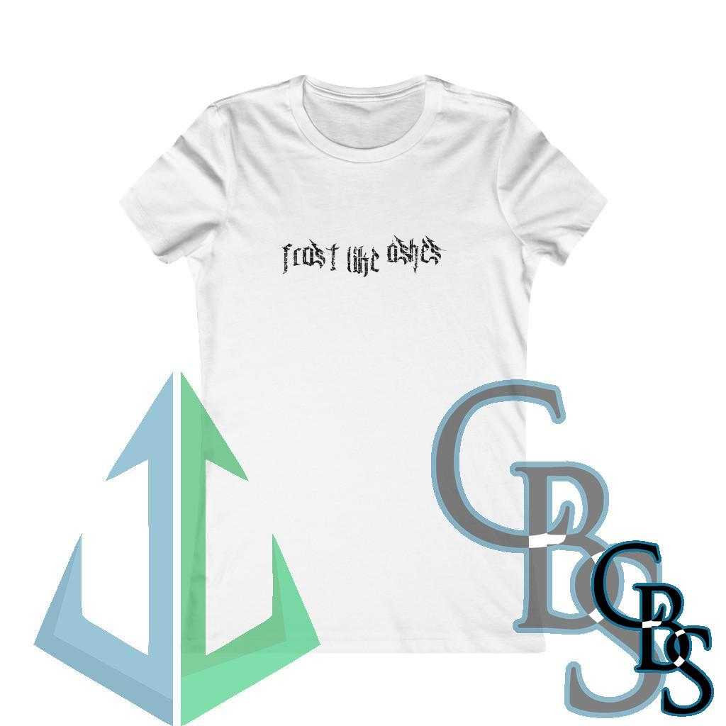Frost Like Ashes New Logo Women's Tshirt