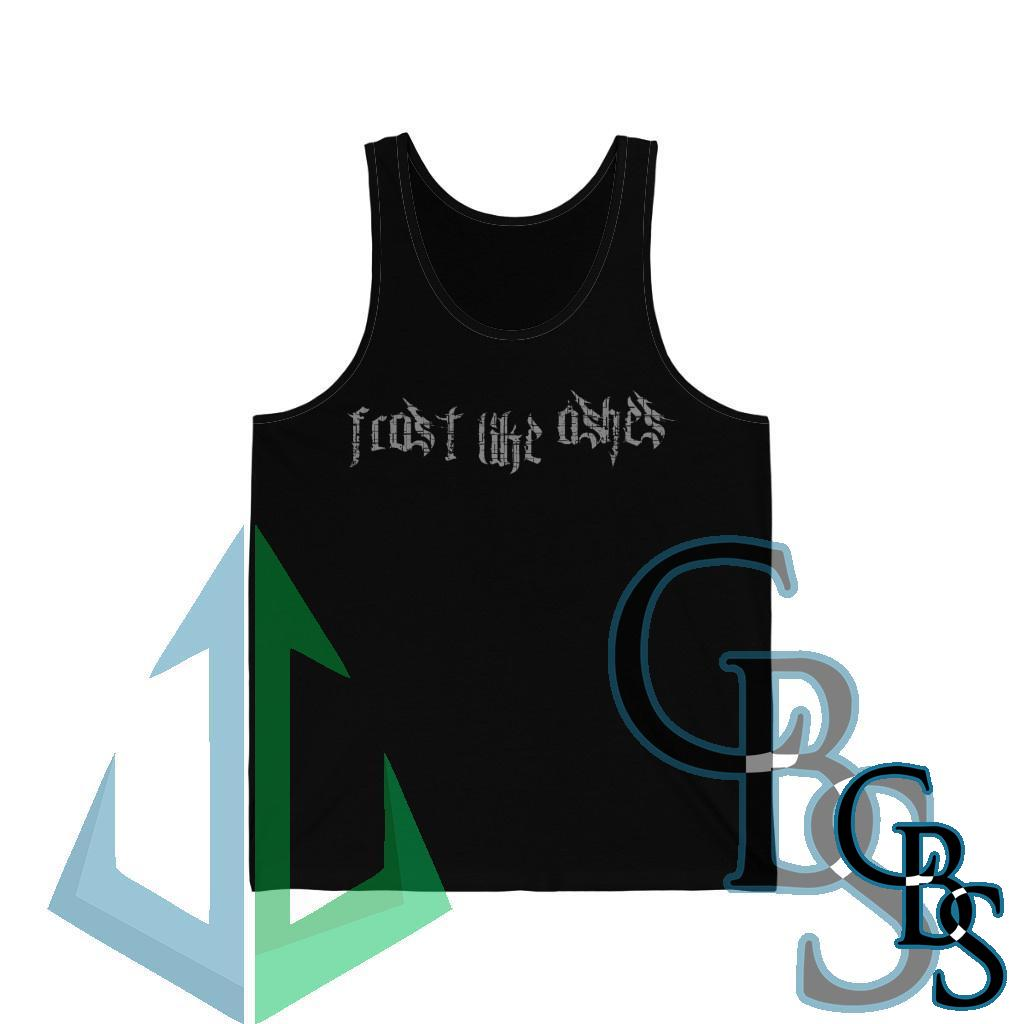 Frost Like Ashes New Logo Gray Unisex Jersey Tank