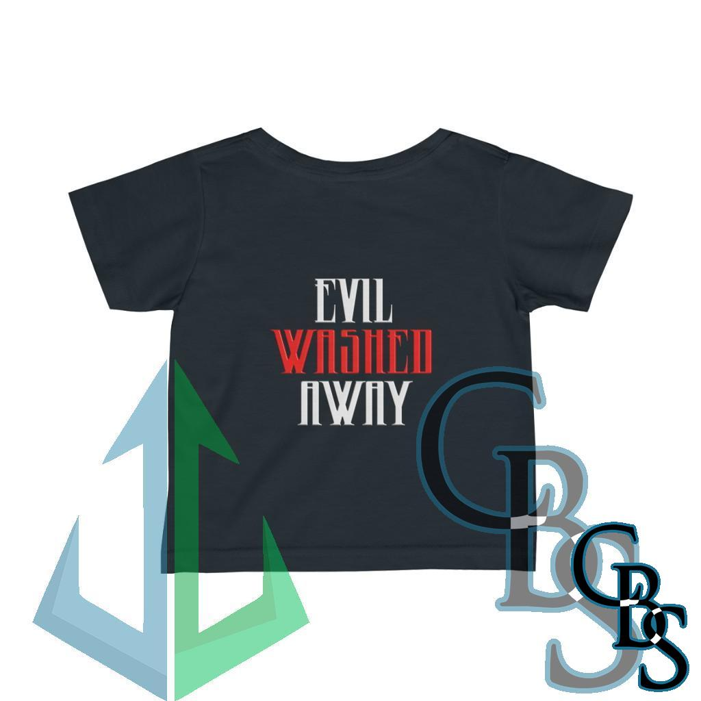 Brotality Evil Washed Away Infant Tshirt