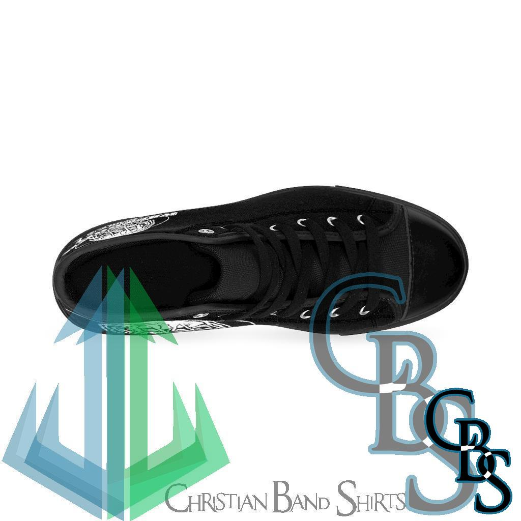 Wretched Graverobber Wretched Is My Homeboy Men's High-top Sneakers