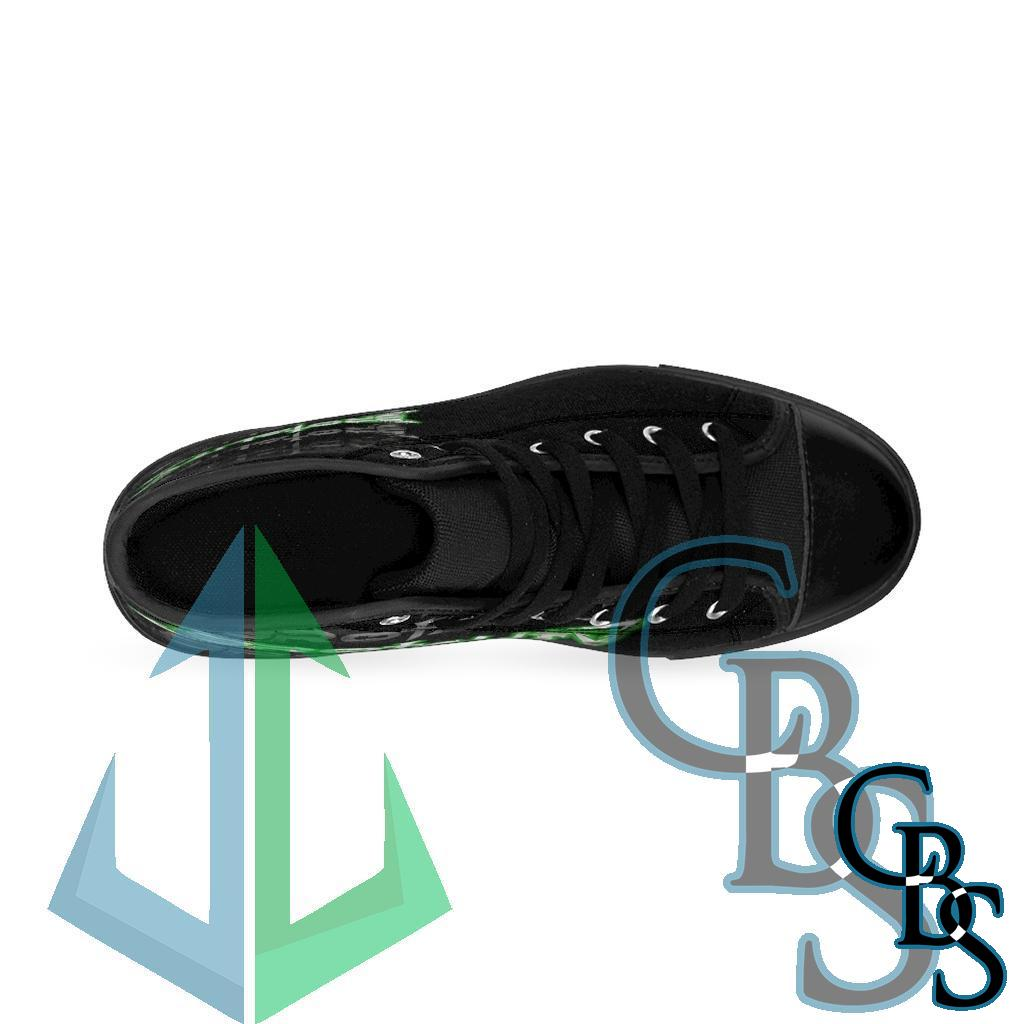 Brotality Stacked Logos Men's High-top Sneakers