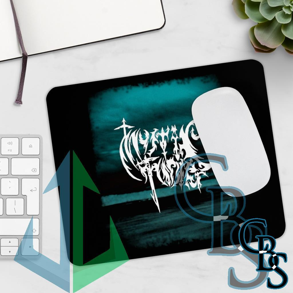 Mystic Winter Mouse Pad