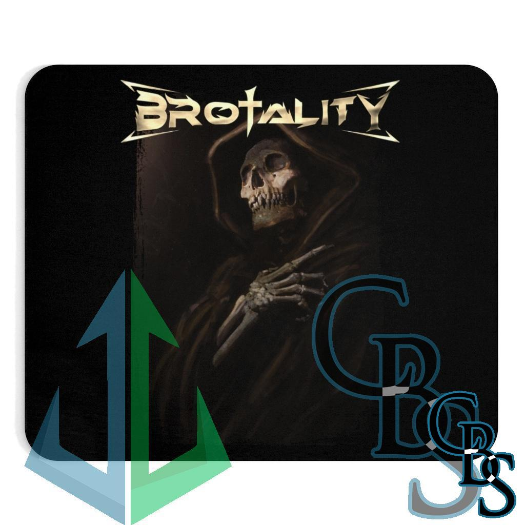 Brotality Reaper Mouse Pad