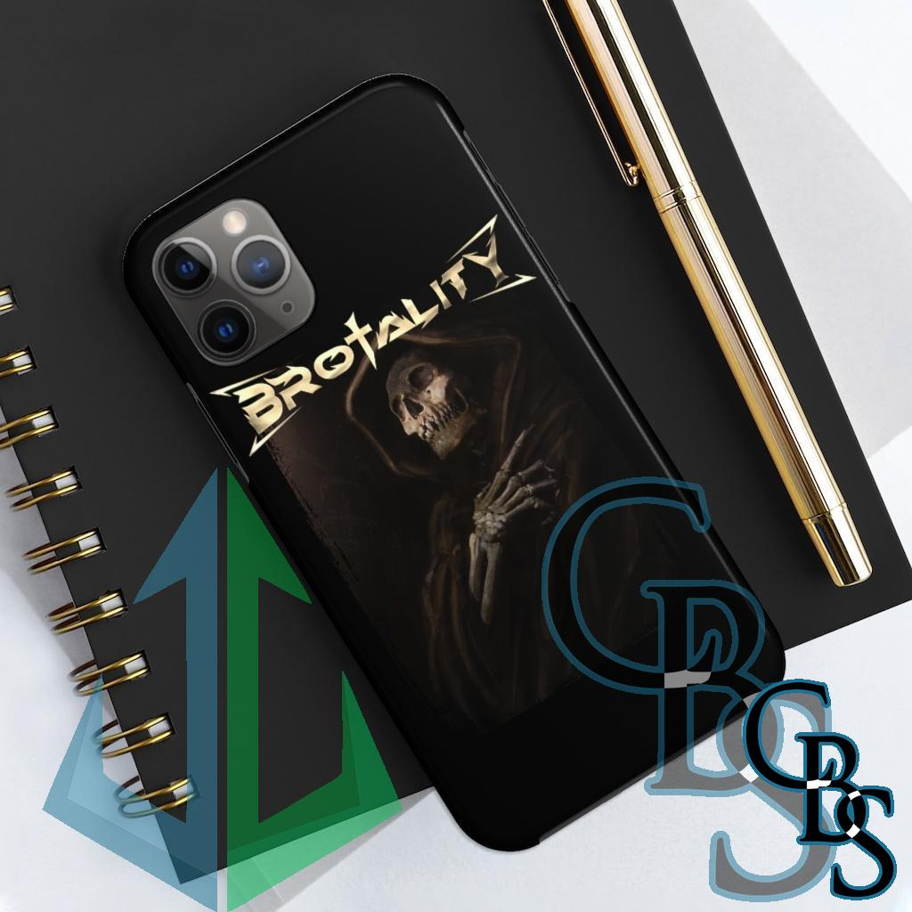 Brotality Reaper Tough iPhone Cases (iPhone 7/7 Plus, iPhone 8/8 Plus, iPhone X, XS, XR, iPhone 11, 11 Pro, 11 Pro Max)