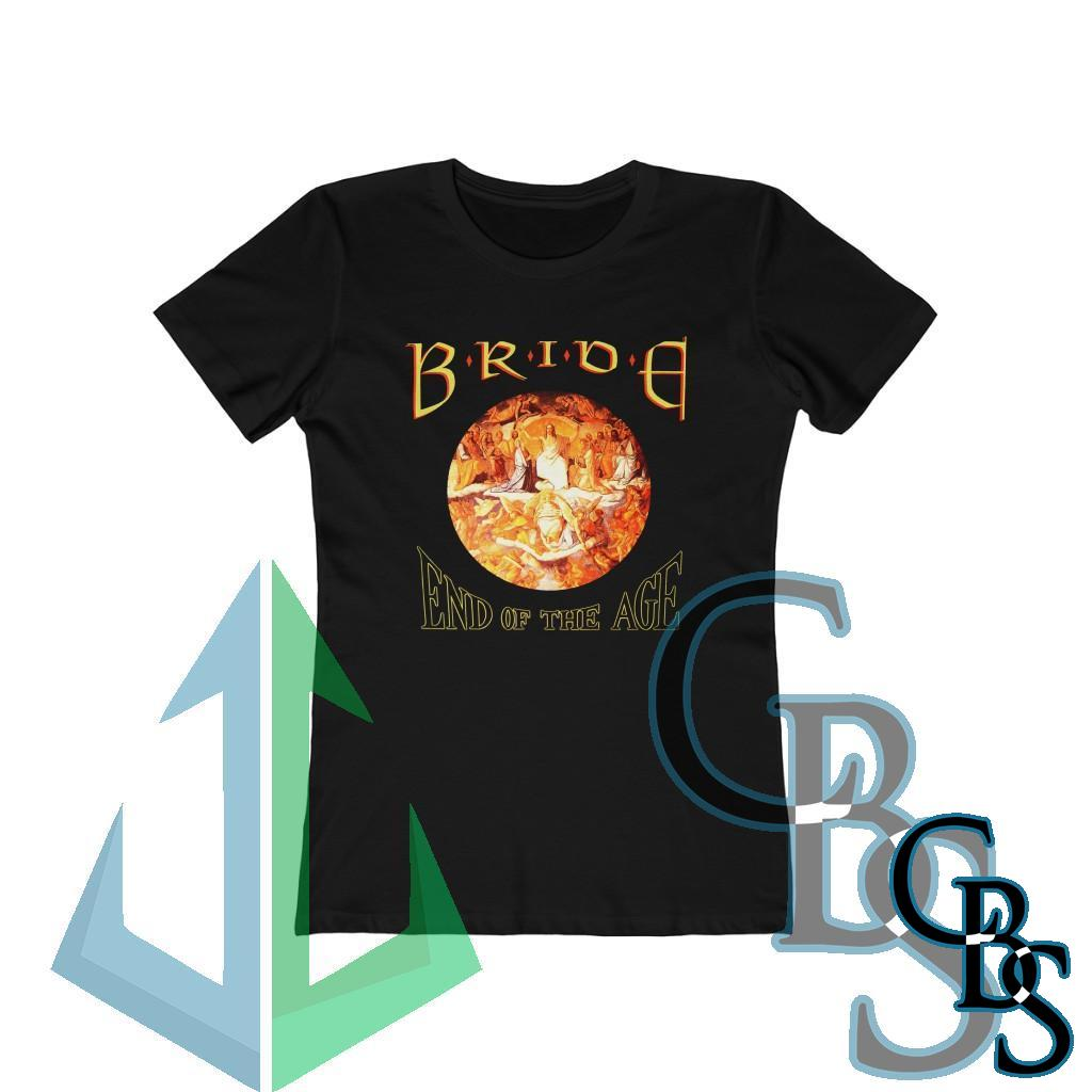 Bride – End of the Age Women's Short Sleeve Tshirt