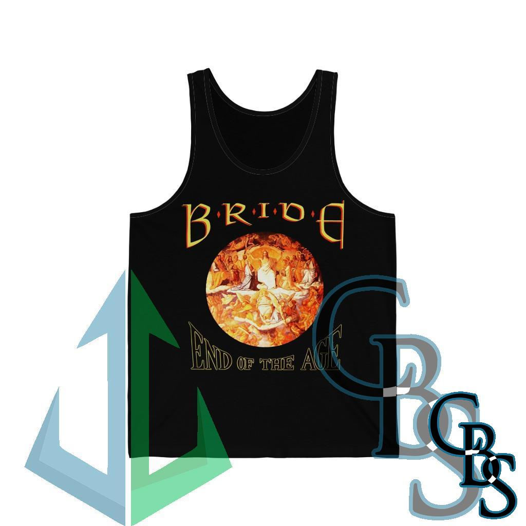 Bride – End of the Age Unisex Jersey Tank