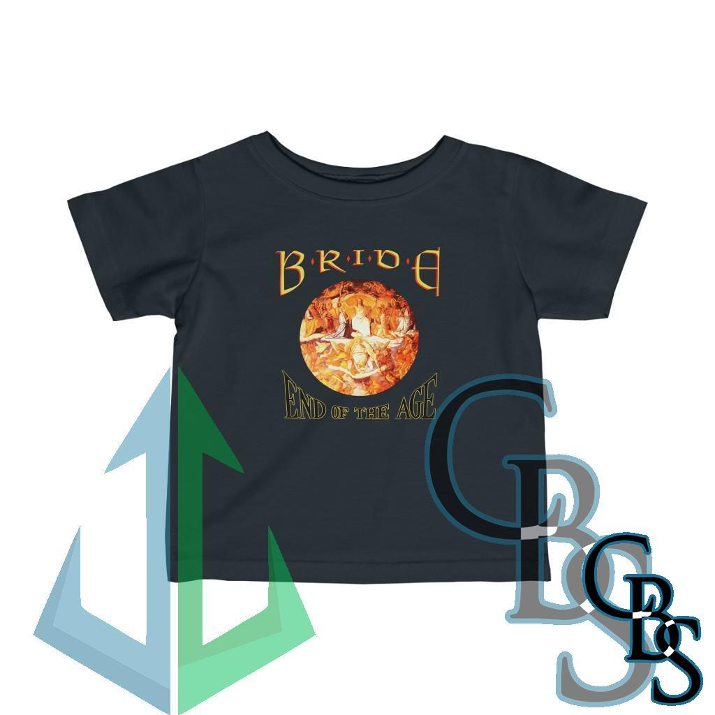 Bride – End of the Age Infant Tshirt