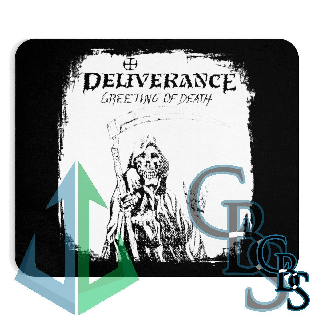 Deliverance – Greeting of Death Mouse Pad