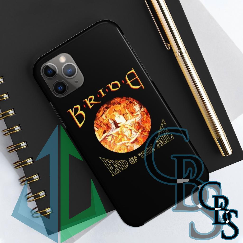 Bride – End of the Age Tough iPhone Cases (iPhone 7/7 Plus, iPhone 8/8 Plus, iPhone X, XS, XR, iPhone 11, 11 Pro, 11 Pro Max)