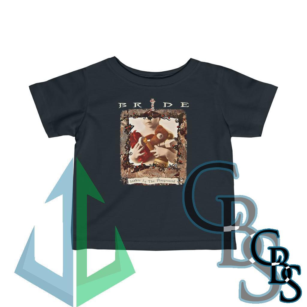 Bride – Snakes on the Playground Infant Tshirt