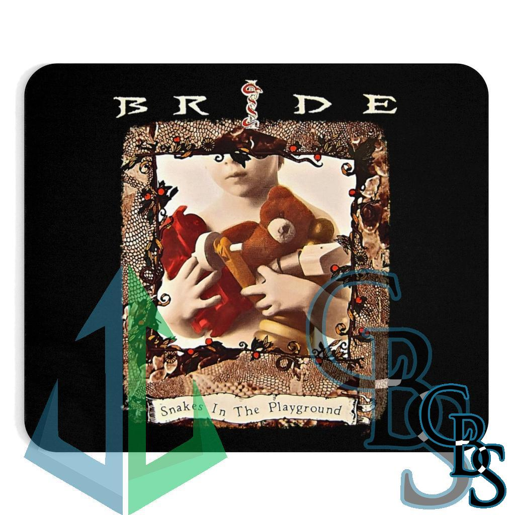 Bride – Snakes on the Playground Mouse Pad