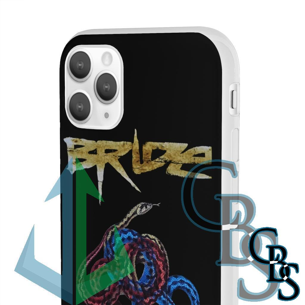 Bride – Snake Eyes Snakes Clear Edge TPU Case for Samsung S10 and iPhone 7 thru Iphone 11 Pro Max