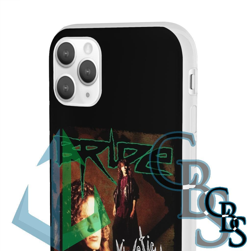 Bride – Kinetic Faith Clear Edge TPU Case for Samsung S10 and iPhone 7 thru Iphone 11 Pro Max