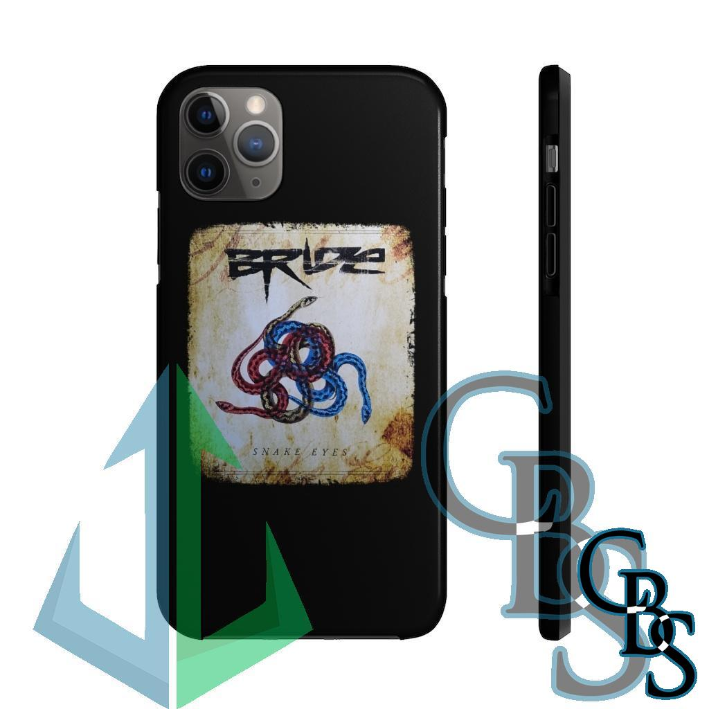 Bride – Snake Eyes Tough iPhone Cases (iPhone 7/7 Plus, iPhone 8/8 Plus, iPhone X, XS, XR, iPhone 11, 11 Pro, 11 Pro Max)