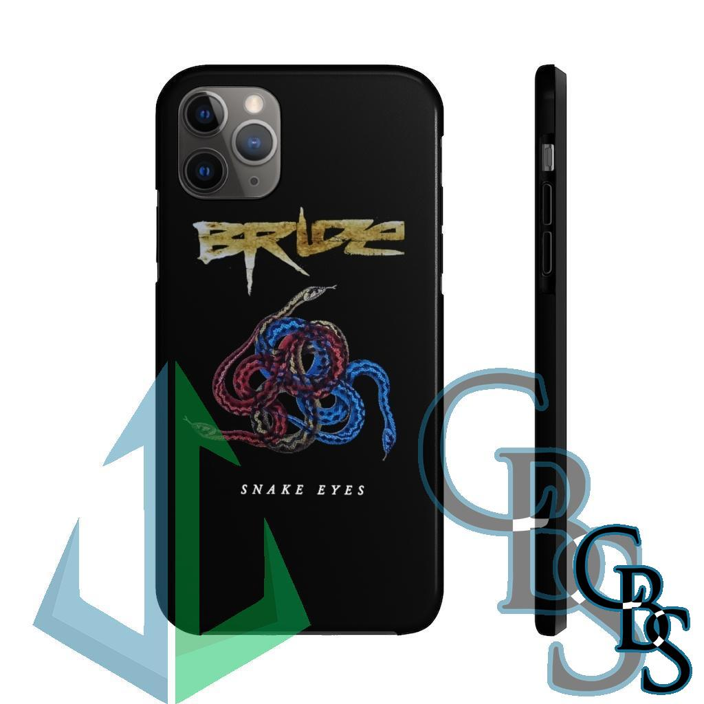Bride – Snake Eyes Snakes Tough iPhone Cases (iPhone 7/7 Plus, iPhone 8/8 Plus, iPhone X, XS, XR, iPhone 11, 11 Pro, 11 Pro Max)