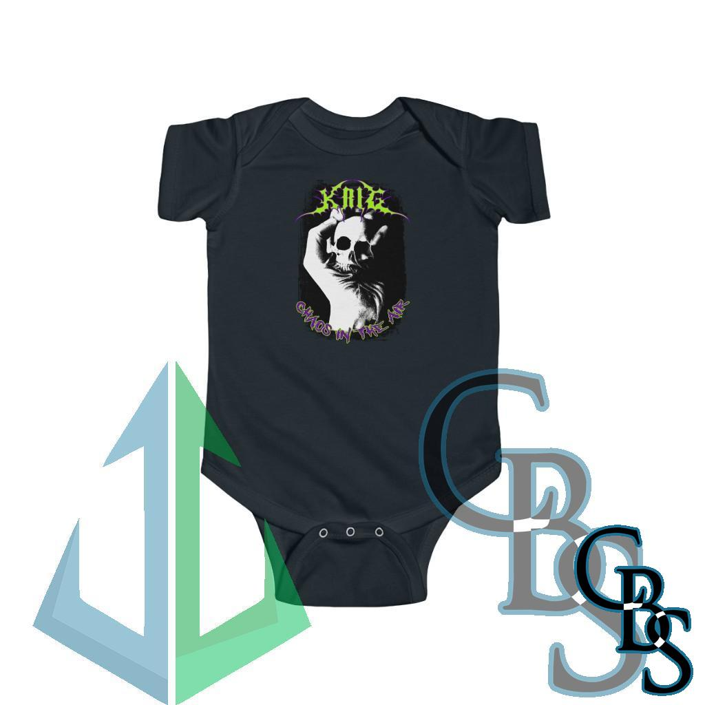 Krig – Chaos In The Air Infant Fine Jersey Bodysuit
