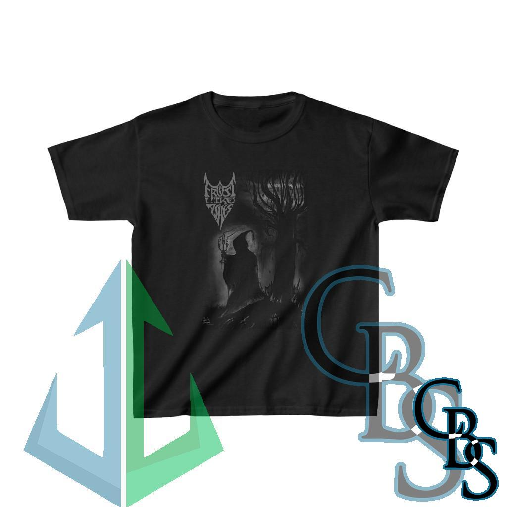 Frost Like Ashes Lord of Darkness Kids Heavy Cotton Tshirt