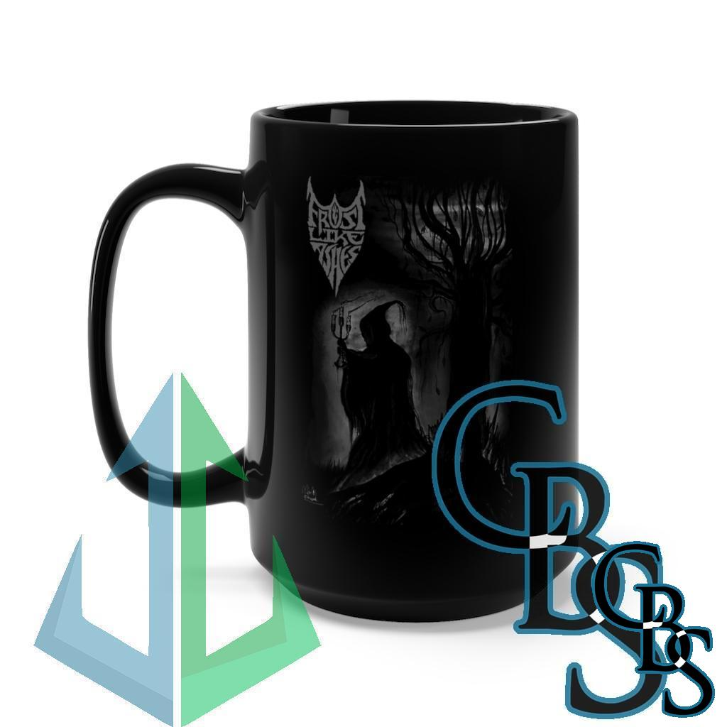 Frost Like Ashes Lord of Darkness Black Mug 15oz