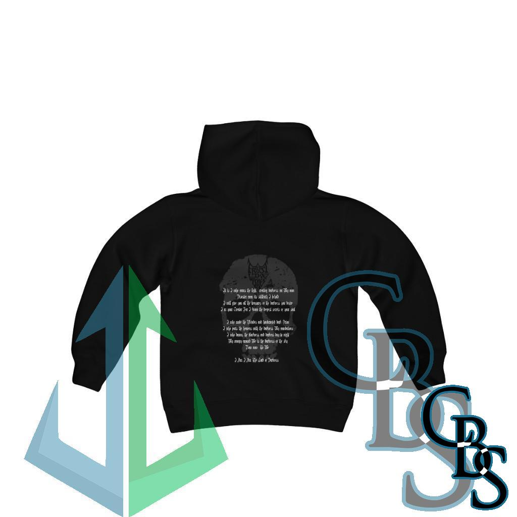 Frost Like Ashes Lord of Darkness Youth Heavy Blend Hooded Sweatshirt