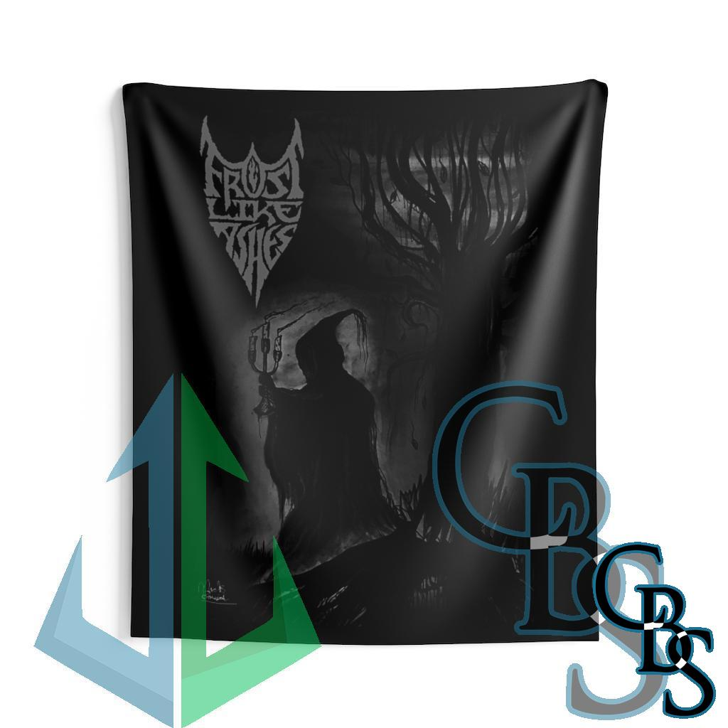 Frost Like Ashes Lord of Darkness Indoor Wall Tapestries