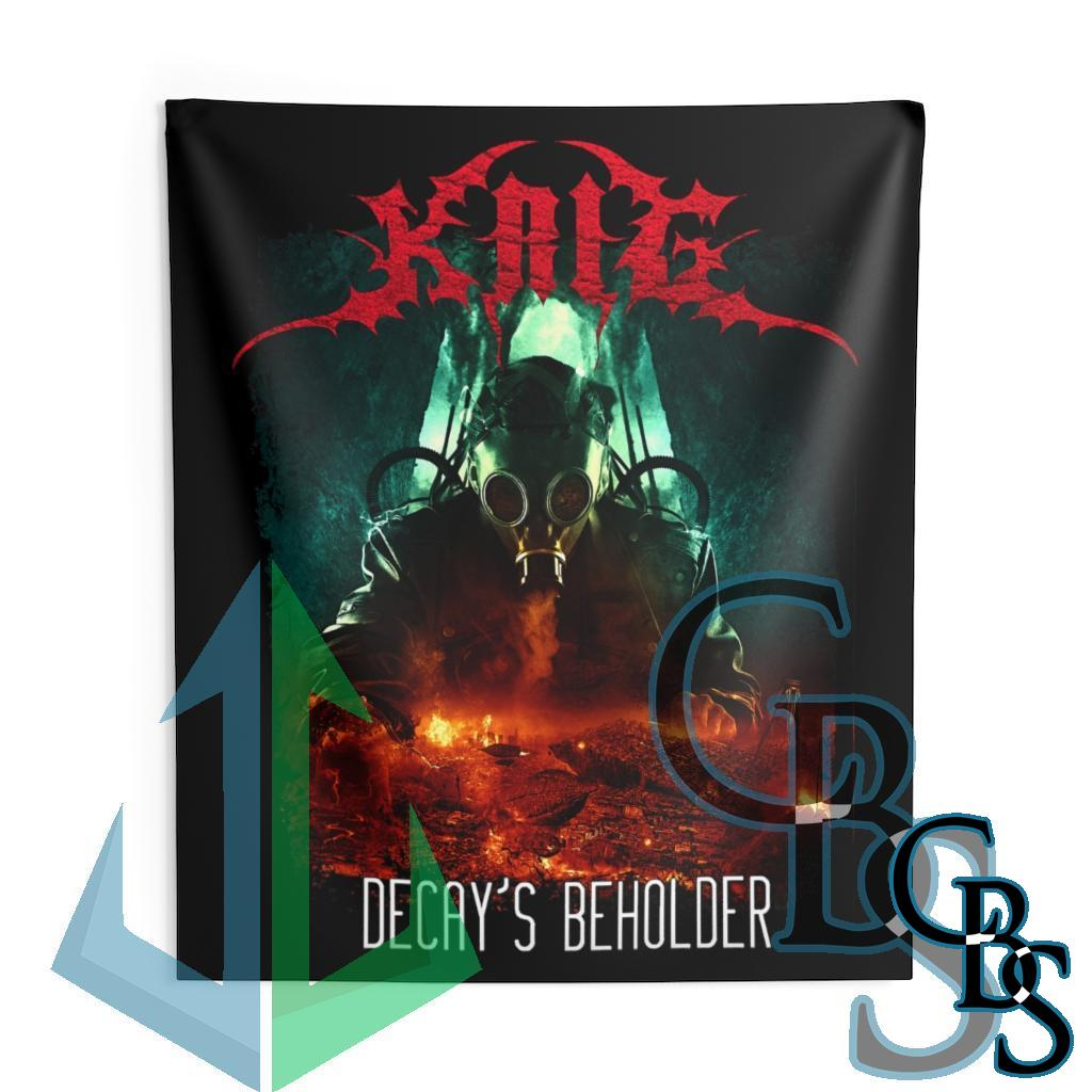 Krig – Decay's Beholder Indoor Wall Tapestries